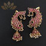 Cute Silver Earring From Prade Jewels