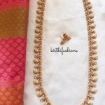 Ethnic Mango Long Haram From Kirthi Fashions
