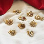 Ethnic Nose Pins Collections From Emblish Coimbatore