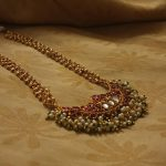 Hand Crafted Pearl Necklace From Vasah India