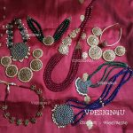 Handmade Beaded Necklace From Vdesign4u