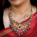 Kundan Pure Silver Necklace From Precious And You