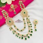 Latest Wedding Necklace Set From Bandhan