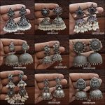 Pure Silver Jhumka Collections From Nakoda Payals