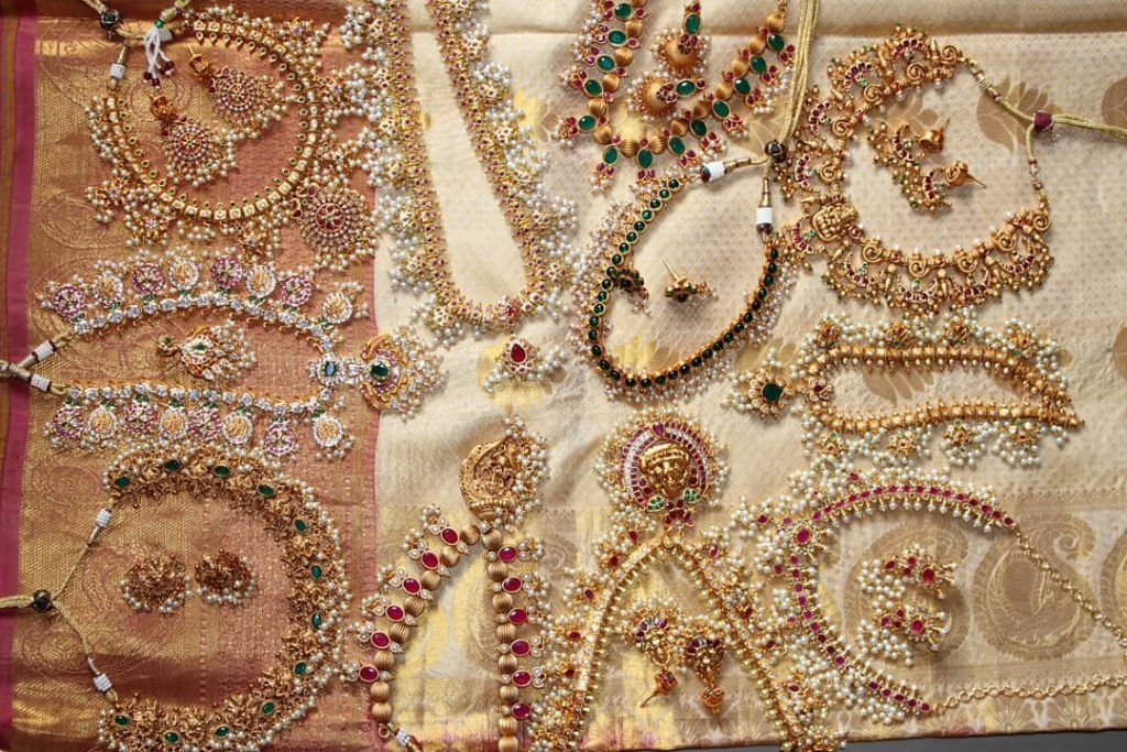 Amazing Necklace Collections From Sparkleanglow By Archana