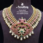 Antique Gold Necklace From Amarsons Jewellery