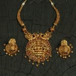 Antique Necklace Set From Kimigirl