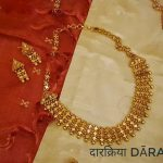 Classic Necklace Set From Vasah India