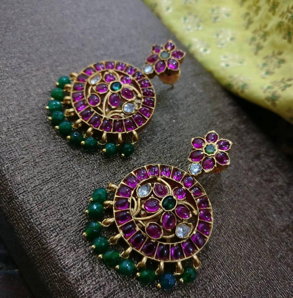 Cute Earrings From Rimli Boutique