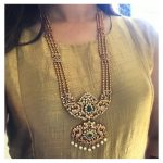 Ethnic Long Necklace From Zahana