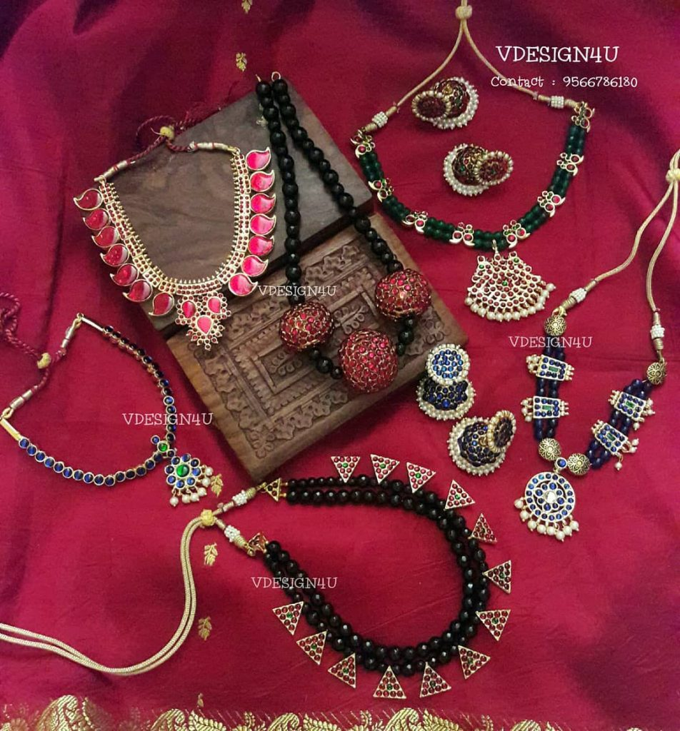 Handmade Necklace Collections From Vdesign4u