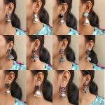 Oxidised Jhumka Collections From Daivik
