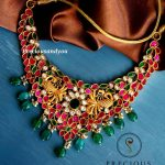 Ruby Kundan Necklace From Precious And You