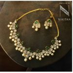 Stunning Stone Necklace From Nikitha
