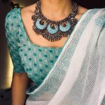 Trendy Turquoise Blue Necklace From Prade Jewels