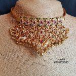 Attractive Silver Necklace From Silver Sashti