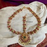 Beautiful Bridal Tikka From Tvameva
