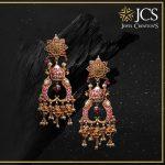 Beautiful Ethnic Earrings From JCS Jewel Creations