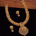 Classic Necklace Set From 1Gram Jewellery