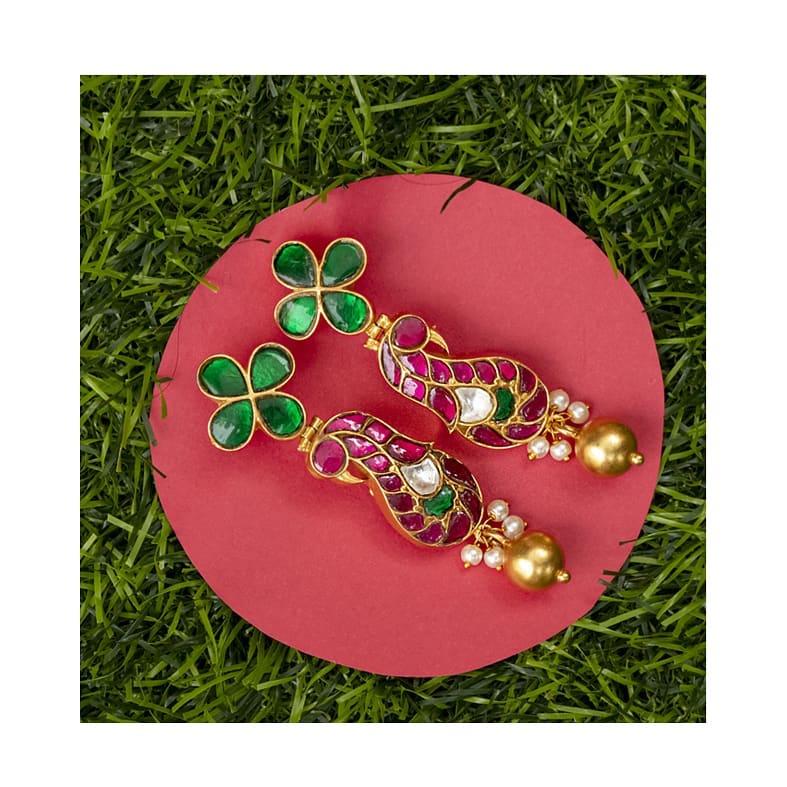 Cute Silver Earrings From Sukra Jewellery