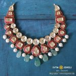 Trendy Gold Necklace From SVTM
