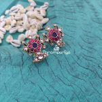 Trendy Silver Earrings From Parampariya