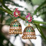 Beautiful Silver Jhumkas From Bcos Its Silver