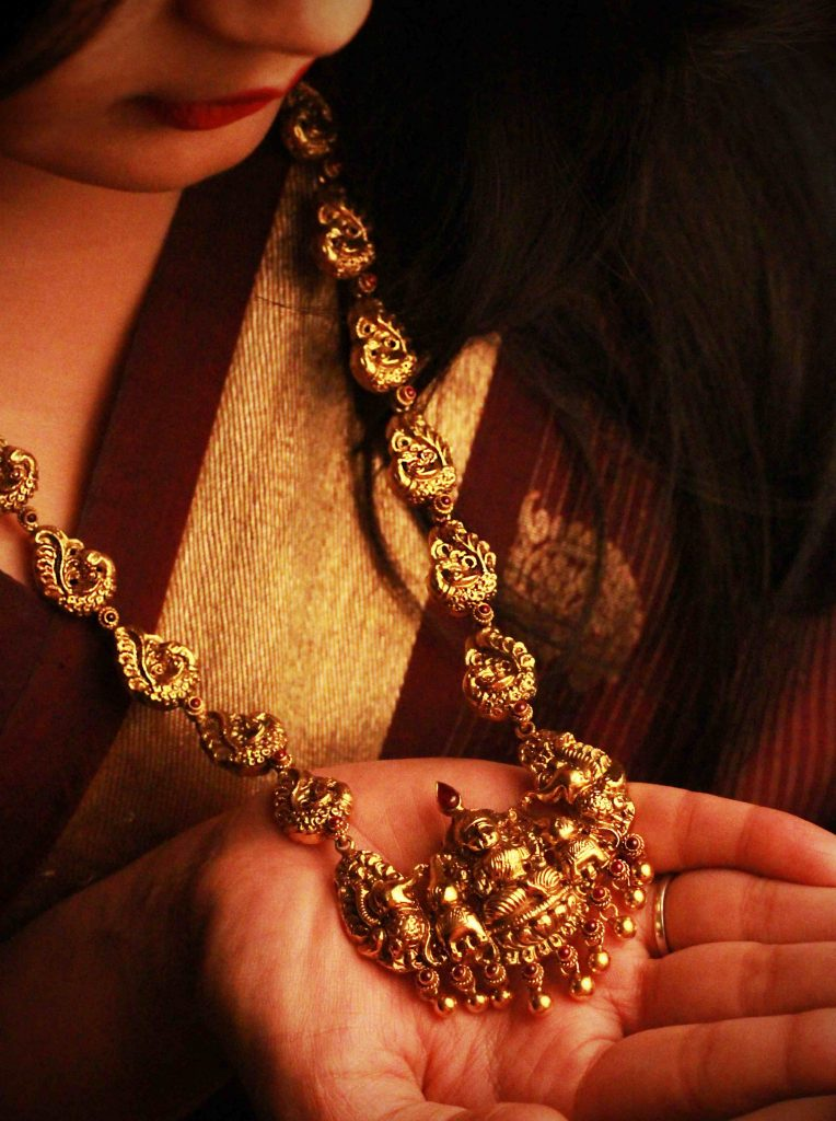 Classic Temple Necklace From Antiq Trends