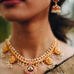 Beautiful Necklace Set From Aarni By Shravani