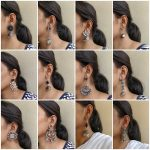 Fashionable Earring Collections From Daivik