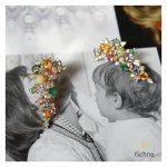 Gorgeous Diamond Earrings From Gehna India