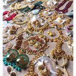 Stunning Necklace Collections From Nakshatra Chennai