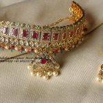 Traditional Choker Set From Moksha Designer Accessories