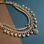 AD Layered Necklace Set From Anicha