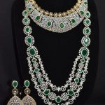 Adorable Bridal Set From Arihant Silver Palace