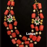 Amazing Layered Necklace From Lotus Silver Jewellery