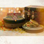 Antique Gold Choker Set From Kalyan Jewellers