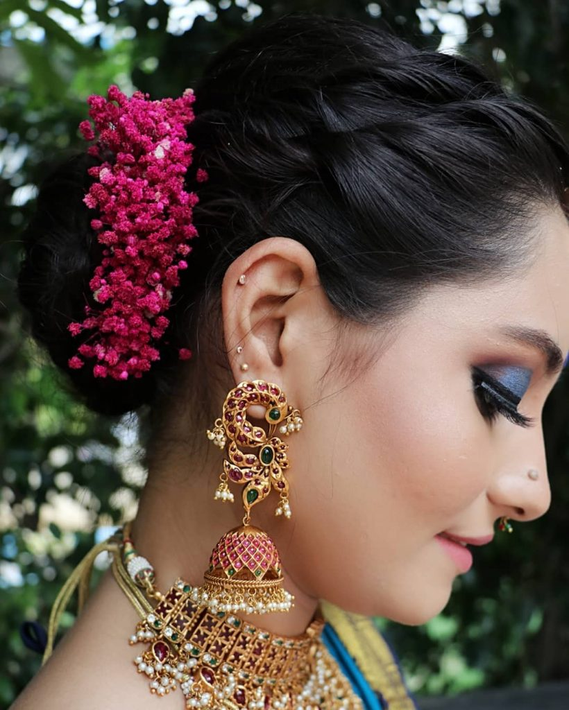 Beautiful Jhumkas From Accessory Villa