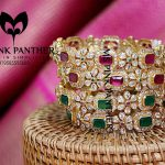 Beautiful Silver Bangles From MS Pink Panthers
