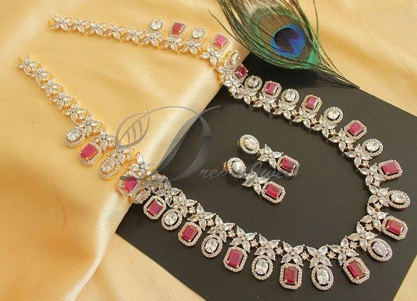 Classic Necklace Set From Dreamjwell