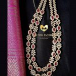 Eye Catching Silver Necklace From Ms Pink Panthers