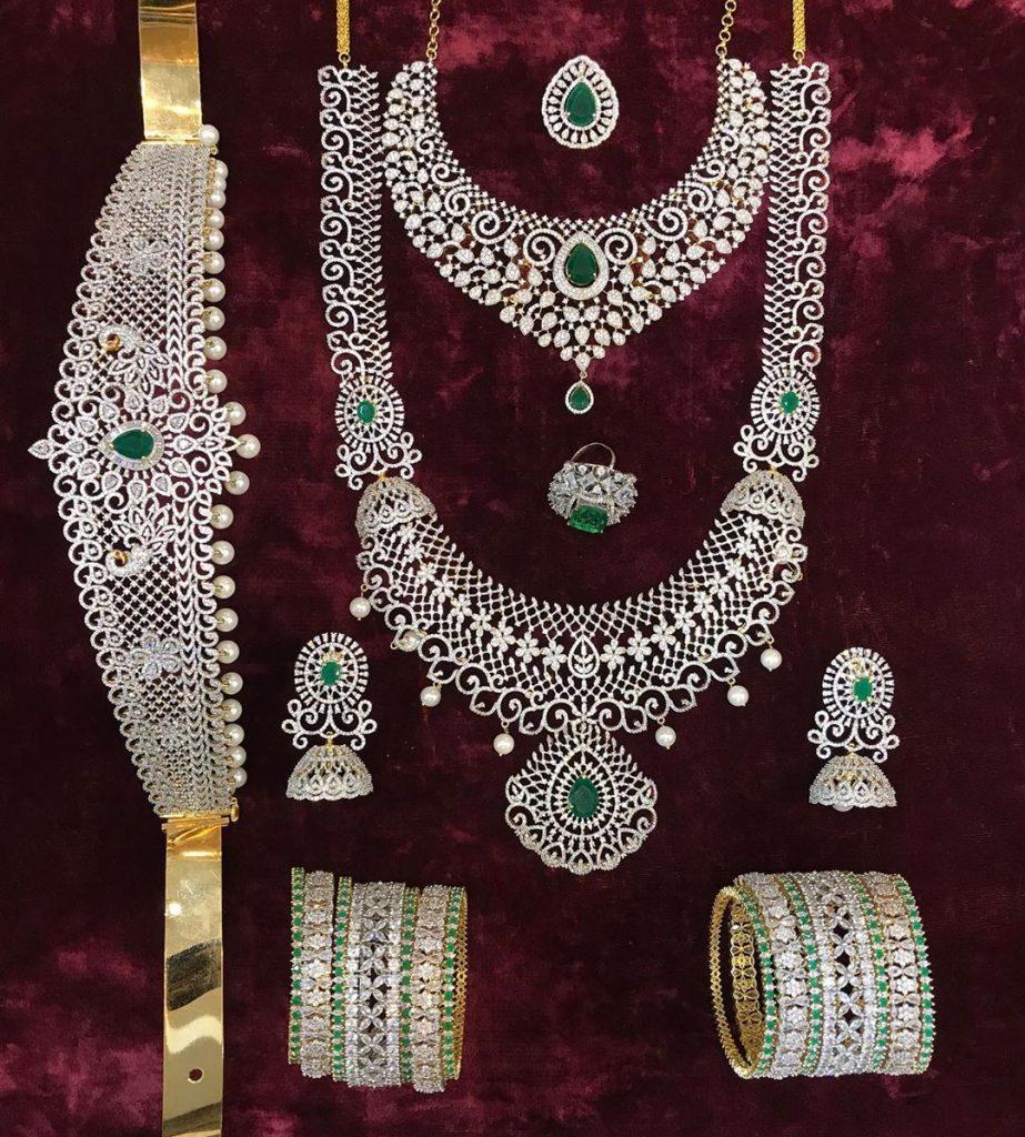 Luxury Bridal Set From New Ideas Fashions
