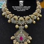 Magnificent Diamond Necklace From Sri Shankarlal Jewellers