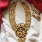 Pearl Layer Krishna Neckpiece From Emblish Coimbatore