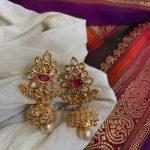 Pretty Earrings From Tvameva