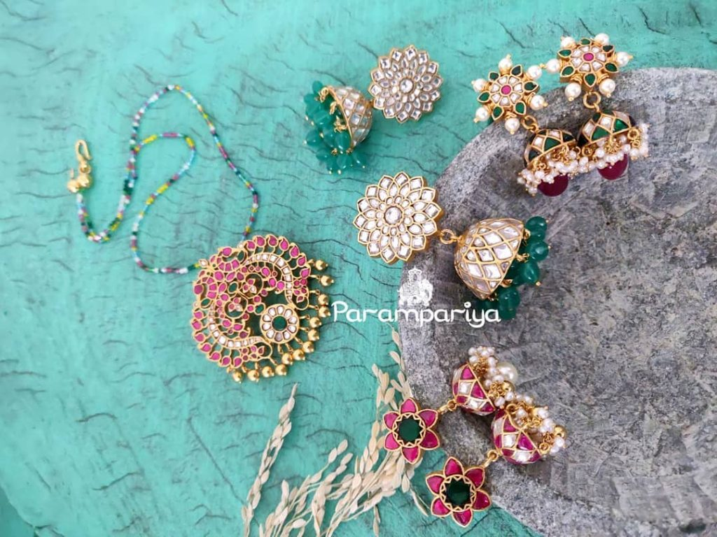 Pure Silver Jewellery Collections From Parampariya