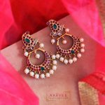 Semi Precious Kemp Earrings From Aarvee
