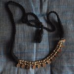 Unique Thread Necklace From Thulika