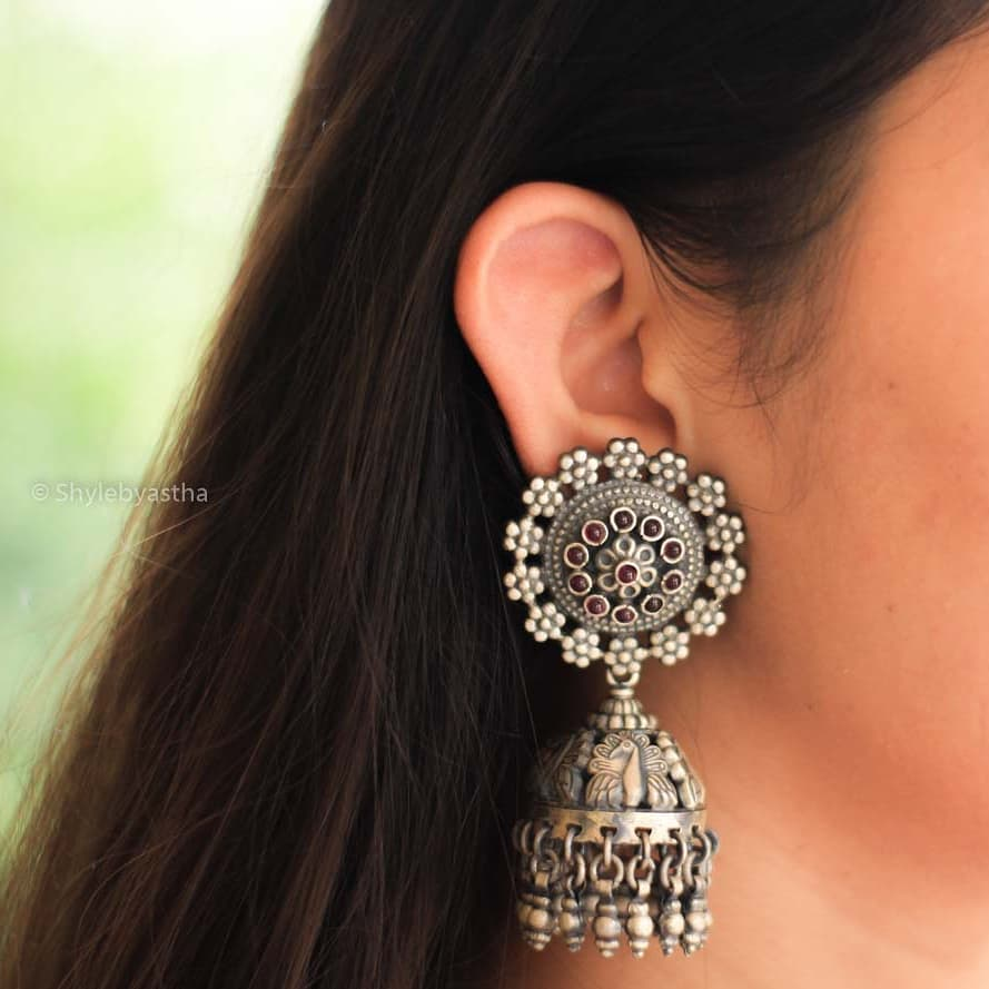 Beautiful Jhumka From Shyle By Astha