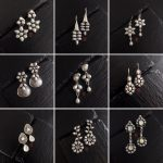 Beautiful Silver Pearl Earrings From Aham Jewellery